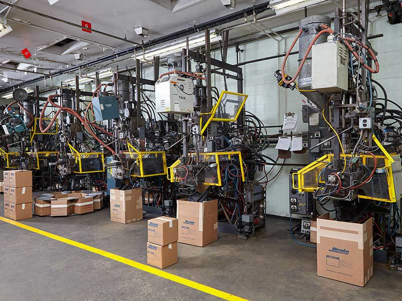 Injection Molding Machine Design - Automated Injection Molding